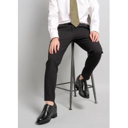 Scarpe con rialzo eleganti 12 cm Davide per uomo