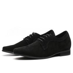 scarpe rialzanti nere