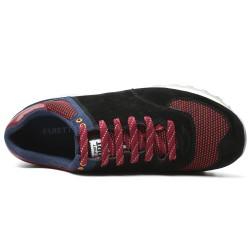 Scarpe sportive con rialzo 7 cm