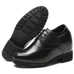 Scarpe con rialzo eleganti 12 cm da uomo