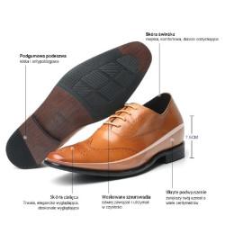 Scarpe eleganti marrone chiaro